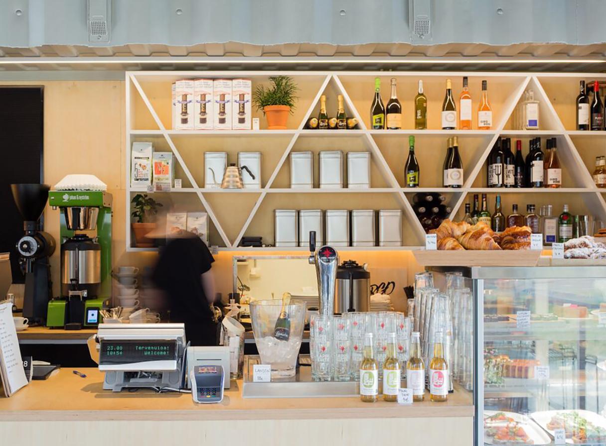 Cargo Coffee and Kitchen - Collaboratorio
